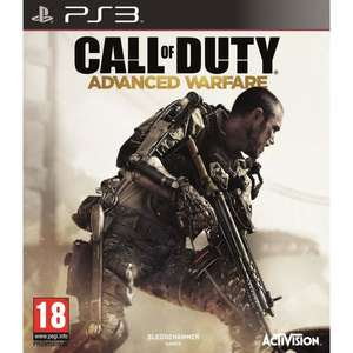 Précommande : Call of Duty: Advanced Warfare sur PS3