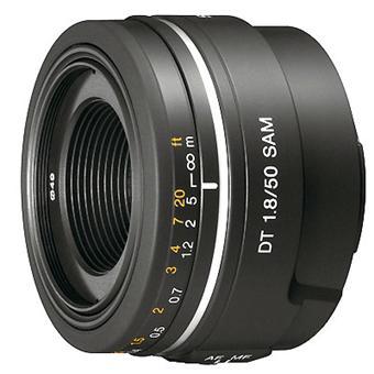 [Adhérent] Objectif Sony DT 50 mm f/1.8 SAM (avec ODR et Fnac Bonus)