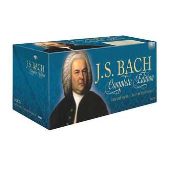 [Offre adhérents] Coffrets intégrale Bach 142 CDs ou Mozart 170 CDs (+ 30€ en chèque cadeau)
