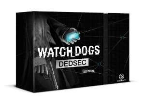 Watch_Dogs édition collector Dedsec (avec figurine...) sur PS4