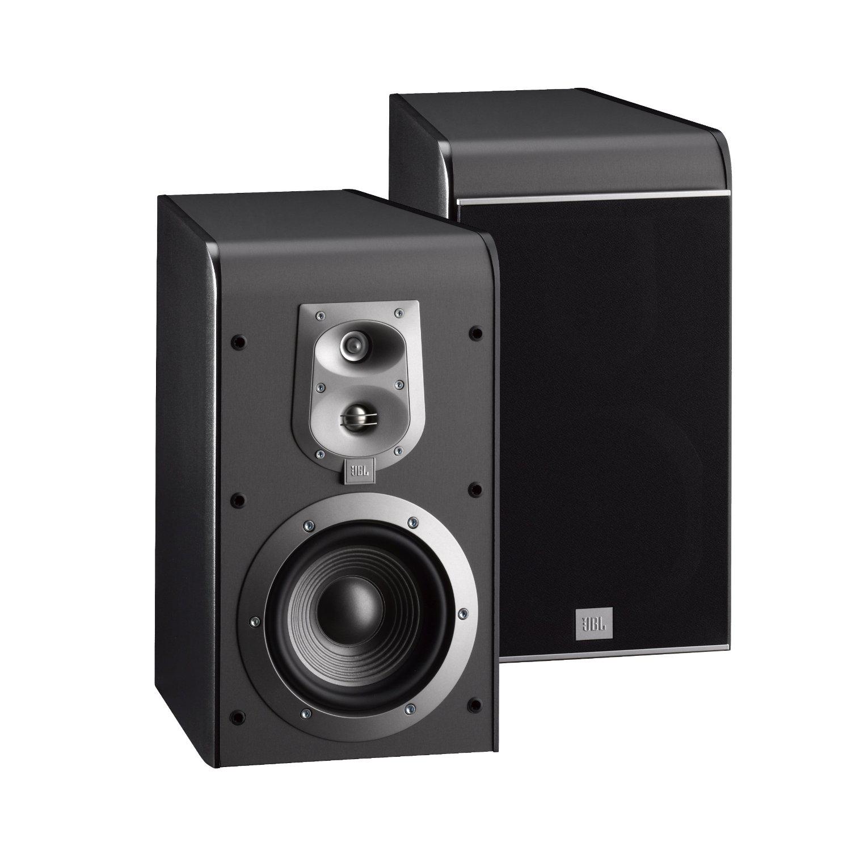 Paire de haut-parleurs d'étagère JBL ES30 70 W Noir