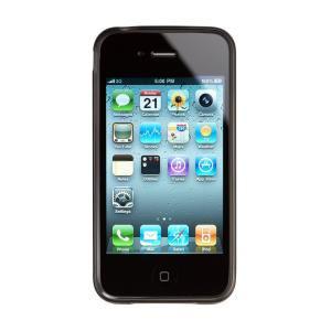 Coque en silicone pour iPhone 4S