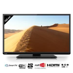 "Téléviseur 40"" Toshiba 40L3333DG Full HD - Smart TV"