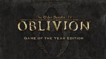 """Jeux de la série """"The Elder Scrolls"""" en Promo sur PC - Ex: Oblivion GOTY"""