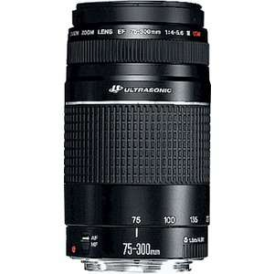 Objectif Canon EF 75-300 F/4-5.6 III