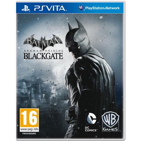 Batman Blackgate sur PS Vita