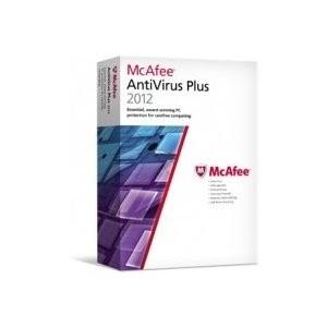 Vente flash : Antivirus McAfee Plus 2012 - 3 postes