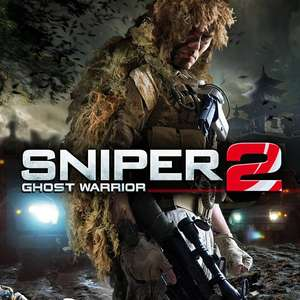 Sniper Ghost Warrior 2 sur PC (Steam)