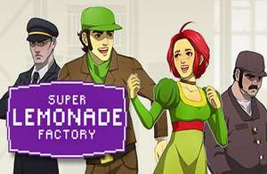 """Super Lemonade Factory 2"" gratuit sur PC"