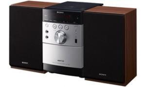 Mini-chaîne Sony CD / K7 - Tuner FM RDS - Port USB - 2 X 5 W RMS - Reconditionné