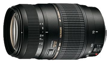 Objectif pour Reflex Tamron AF 70-300mm f/4-5.6 Pentax + Filtre