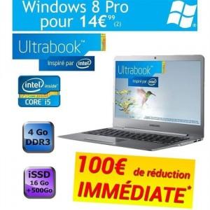 """Ultrabook - Samsung NP530U3B 13""""3 (vente flash en continue)"""