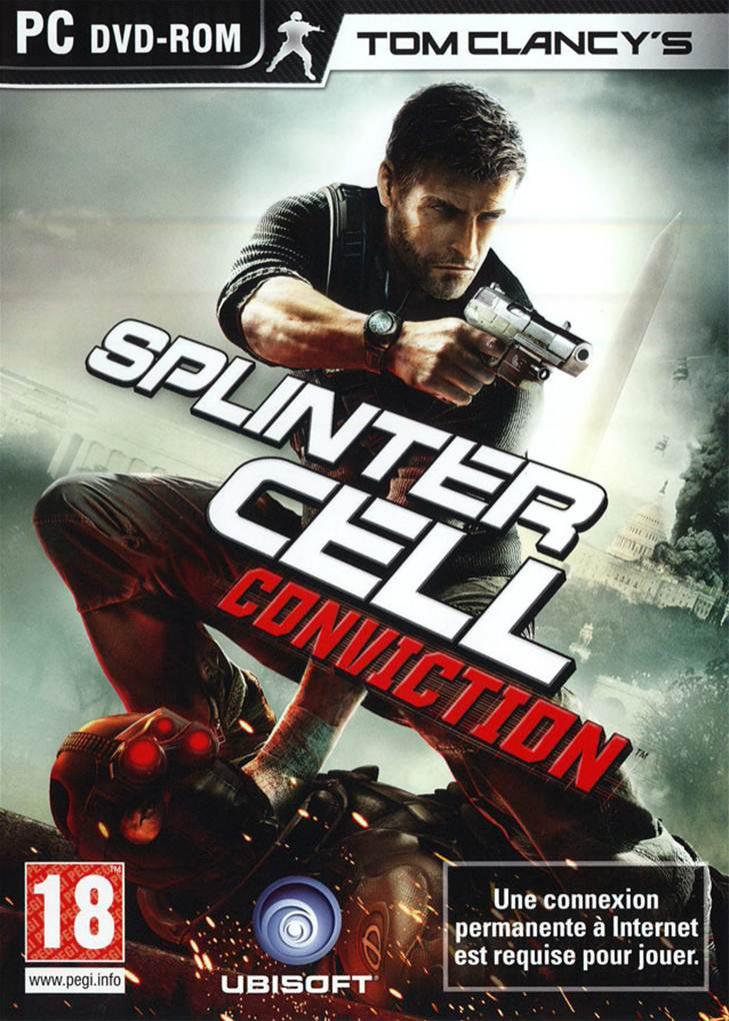 Splinter Cell Conviction Gratuit pour tout achat