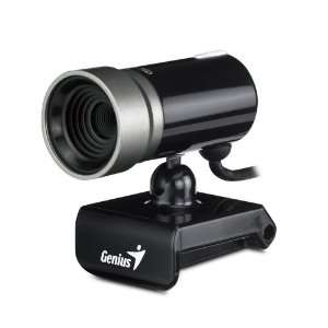 Webcam USB Genius FaceCam 1010 (720p) - Noir