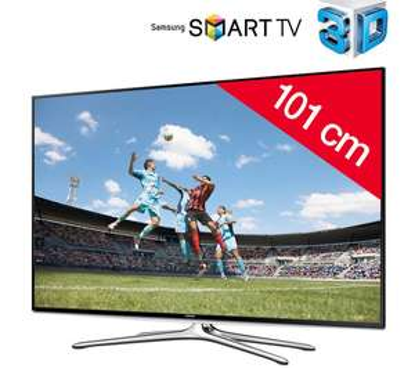 "Téléviseur 40"" Smart TV Samsung UE40H6200"