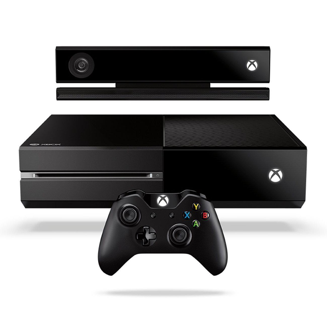 La console Xbox One avec Kinect achetée = un jeu ou un accessoire offert