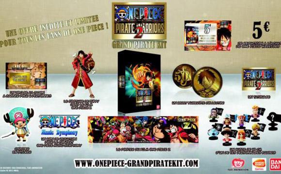 Grand Pirate kit One Piece : Pirate Warriors 2