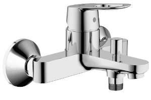 Mitigeur Bain / Douche Mural Grohe BauLoop 23341000 (Import Allemagne)