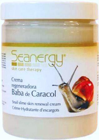 Crème bave d'escargot seanergy 300ml (régénérante, liftante, hydratante)