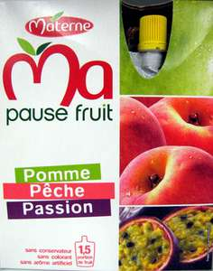 Gourde Ma Pause Fruit Materne