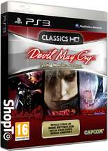 Devil May Cry HD Collection sur PS3