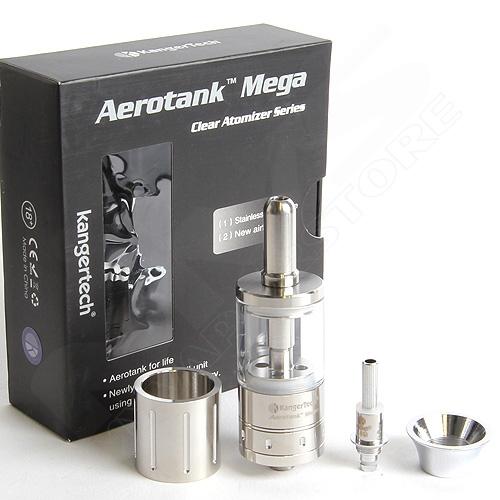 Clearomisateur pour cigarette électronique KangerTech AeroTank Mega