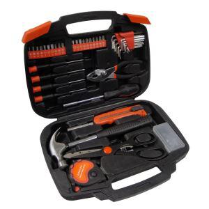 Coffret outils à main 55 pièces