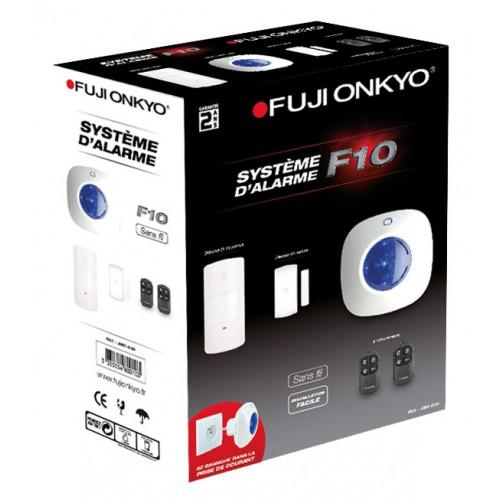 Système d'alarme sans fil Fuji Onkyo F10