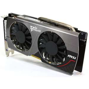 Carte graphique OEM MSI Nvidia GeForce GTX 660 Twin Frozr 3 OC