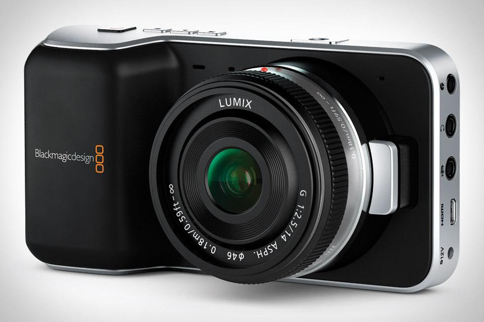 Camera Black Magic Pocket M4/3