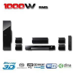 Home Cinéma 5.1 Blu-Ray WiFi Pioneer MCS-430