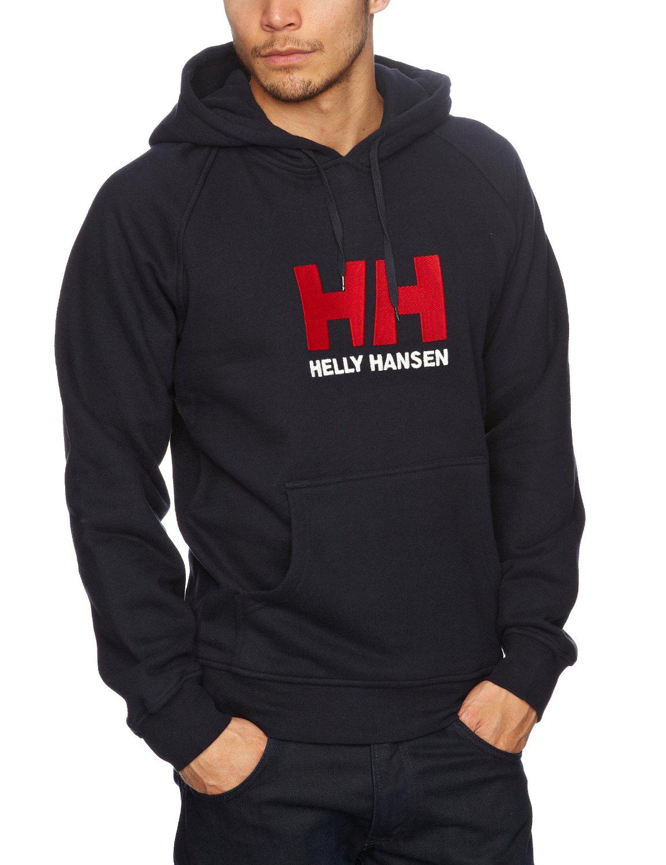 Sweat à capuche homme Helly Hansen Logo Hoodie