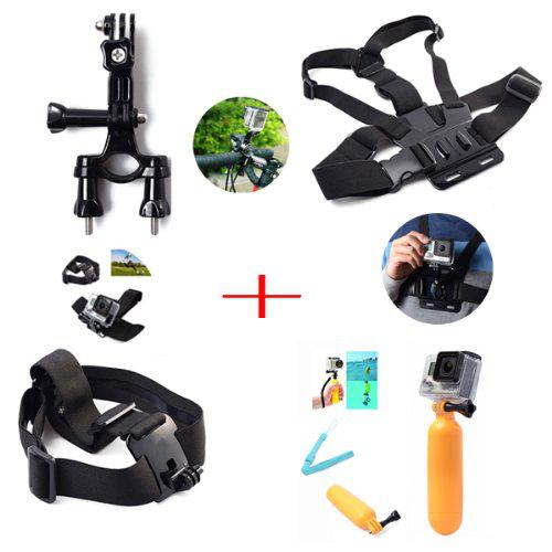 Kit de 5 accessoires pour caméra GoPro Hero (tous modèles)