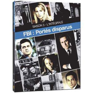 DVD FBI  portés disparus saison 3