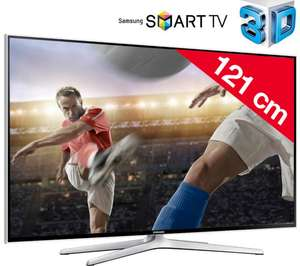 TV LED 3D Samsung UE48H6400