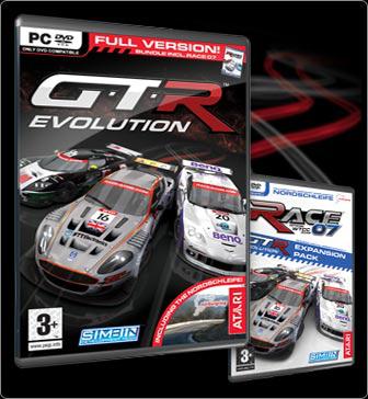 GTR Evolution + Race 07 gratuits sur PC (Steam) au lieu de 8,98€
