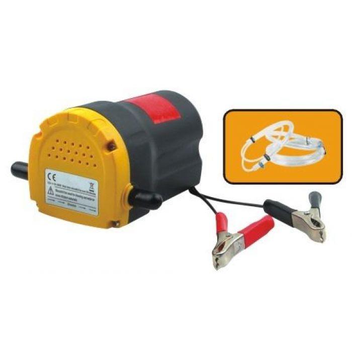 Pompe pour vidange d'huile / gazoil - 12V