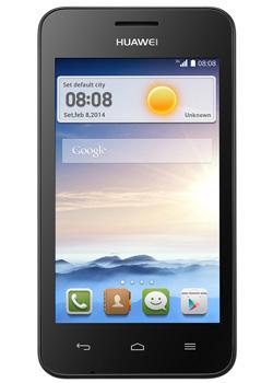 Smartphone Huawei Ascend Y330 4 Go - Noir (Avec ODR 20€)