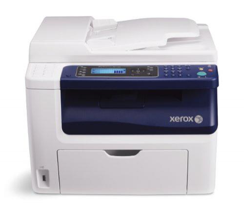 Impriminante multifonction laser couleur Xerox WorkCentre 6015V_NI Wifi Blanc