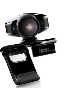 Webcam Hercules HD 720p 3Mpix