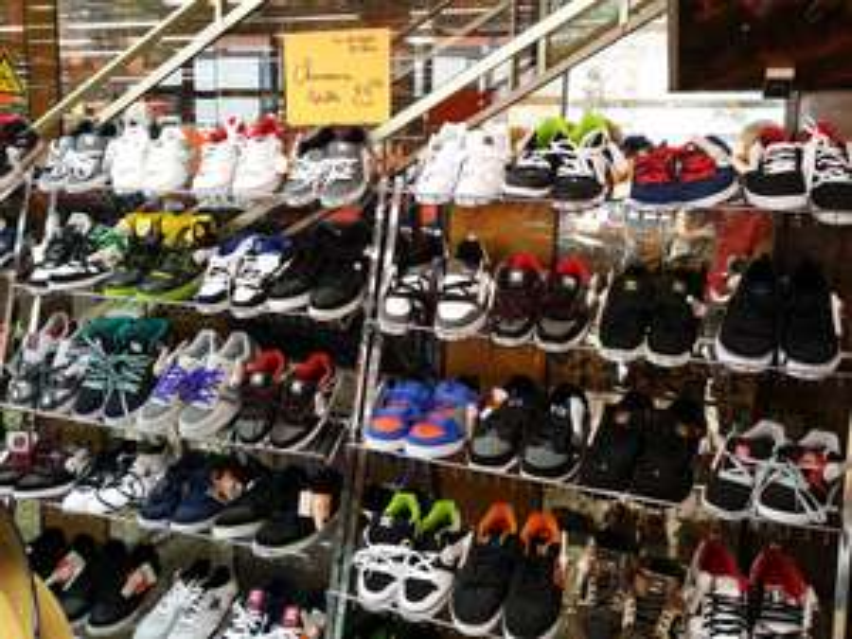 Sélection de chaussures en promo  : Osiris, DC, Vans