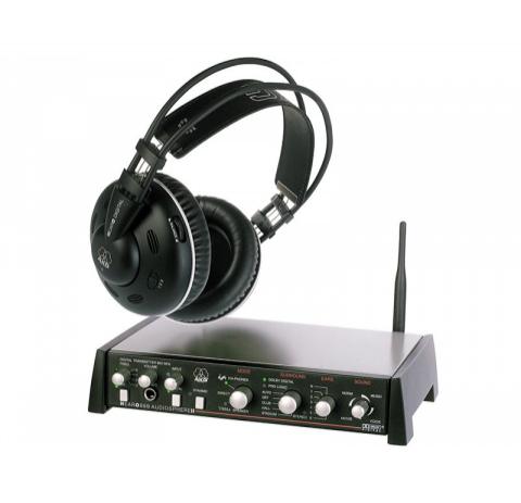 Casque sans fil Akg Hearo 999 Audiosphère (avec décodeur Dolby Digital, son surround...)