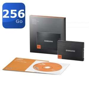 "Disque SSD Samsung 256Go 2.5"" S830 Basic Kit"