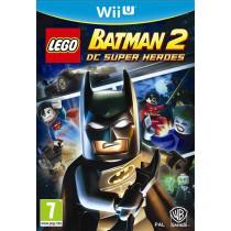 Lego Batman 2 : Dc Super Heroes sur Wii U