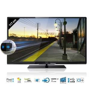"TV LED 46"" Philips 46PFL4358H 3D Full HD"