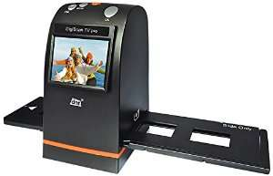 Scanner de diapositives DNT DigiScan TV pro 2-in-1