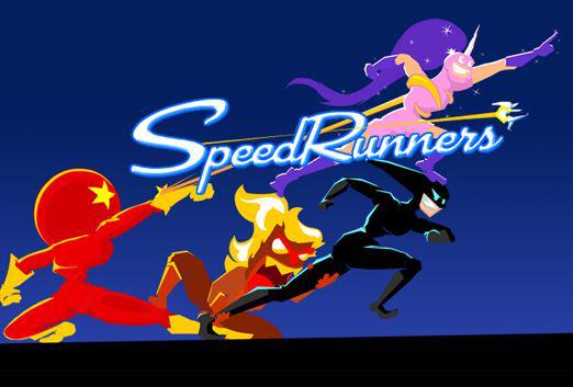 SpeedRunners sur PC (Dématérialisé - Steam)