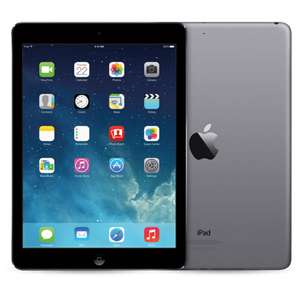 "Tablette 9.7"" Apple iPad Air Wifi 16Go (Retina) - Gris sidéral"