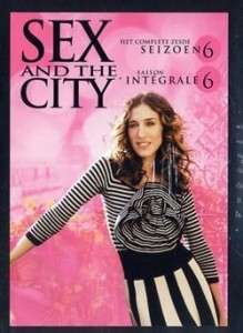 Sex And The City Saison 6 (Coffret De 5 DVD)