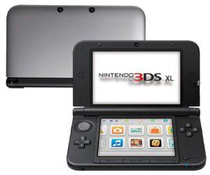 Console Nintendo 3DS XL (Pusieurs coloris)